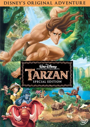 Buy Disney's Tarzan on Amazon