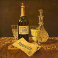Absinthe Pernod Fils by Charles Maire