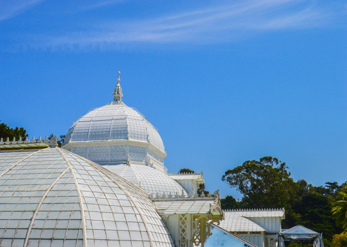 San Francisco Conservatory of Flowers Dome