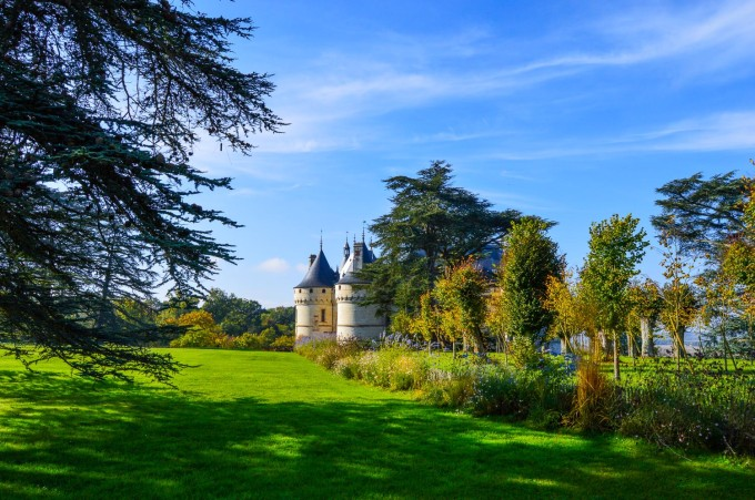 Chaumont Castle Grounds