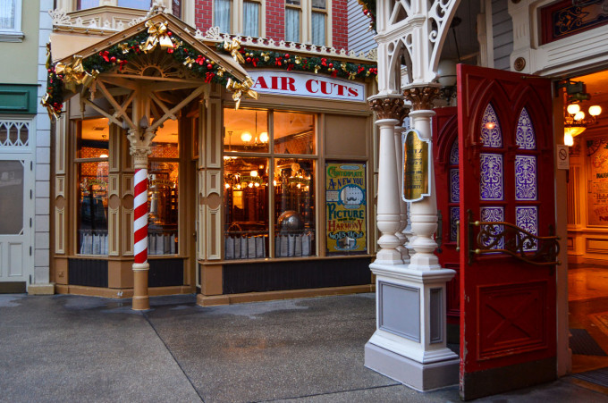 Main Street USA Barbershop