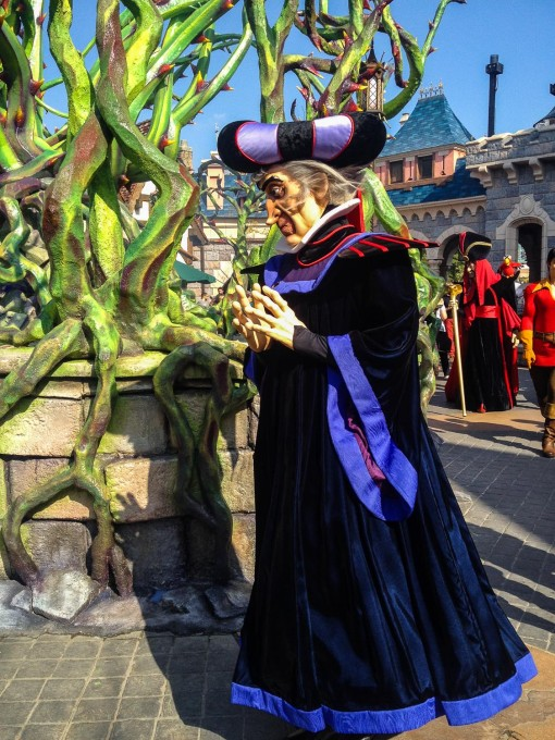 Claude Frollo at Maleficent's Court