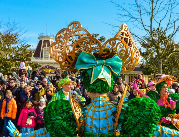 Disneyland Paris Spring Costume