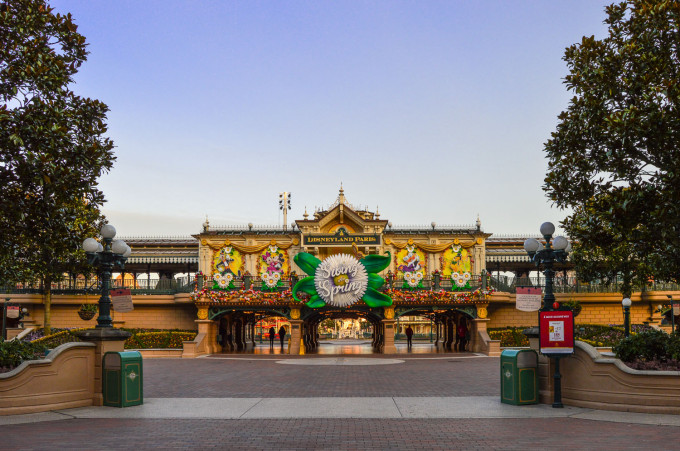 Swing into Spring 2015 Disneyland Paris