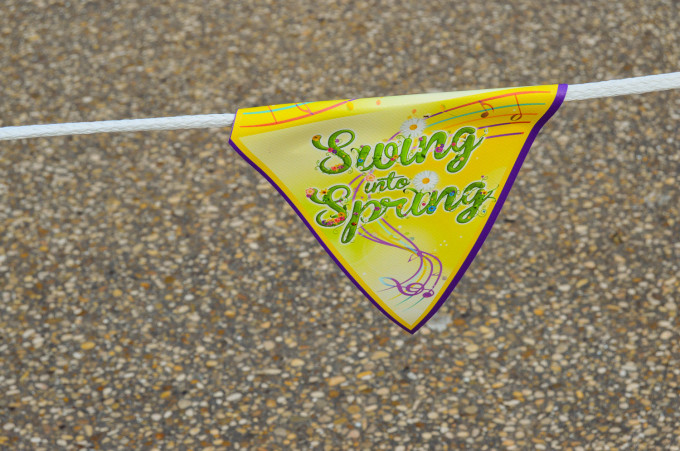 Swing into Spring 2015