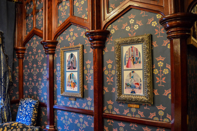 Fantasyland Dining Room Pictures