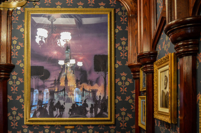 Fantasyland Dining Room Picture