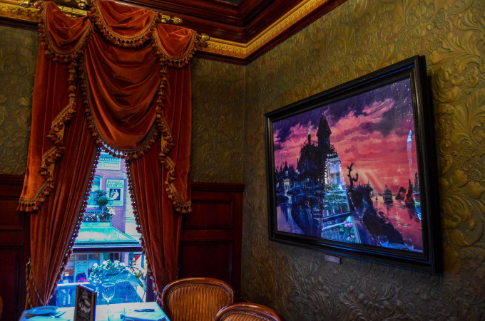 Frontierland Dining Room Picture