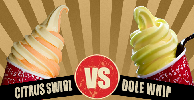 Dole Whip vs Citrus Swirl