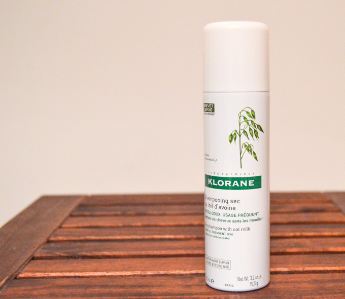 Klorane Dry Shampoo French Beauty Products