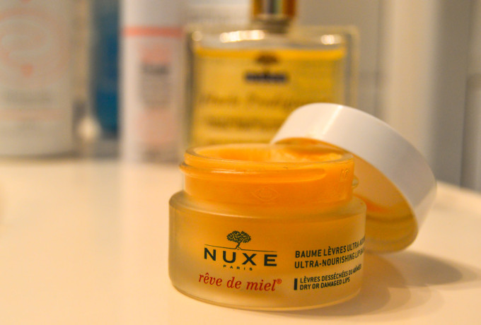 Nuxe Reve de Miel French Beauty Products
