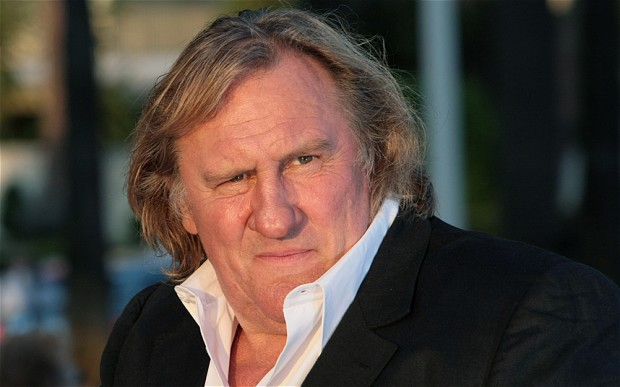 Gerard Depardieu Paradise Found Around