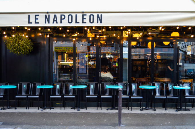 Le Napoleon in 10th Arrondissement