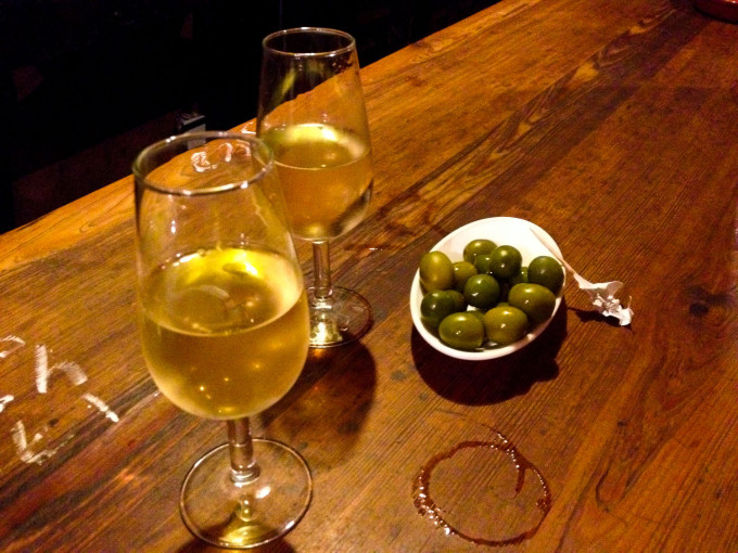 Sherry La Venecia Madrid Top 5 Drinks Spain