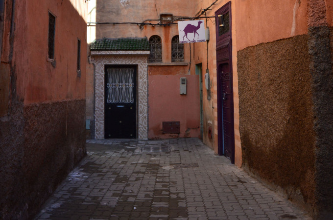 Marrakech Purple Camel Hostel