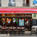 La Comete - Home of Best Croque Monsieur in Paris