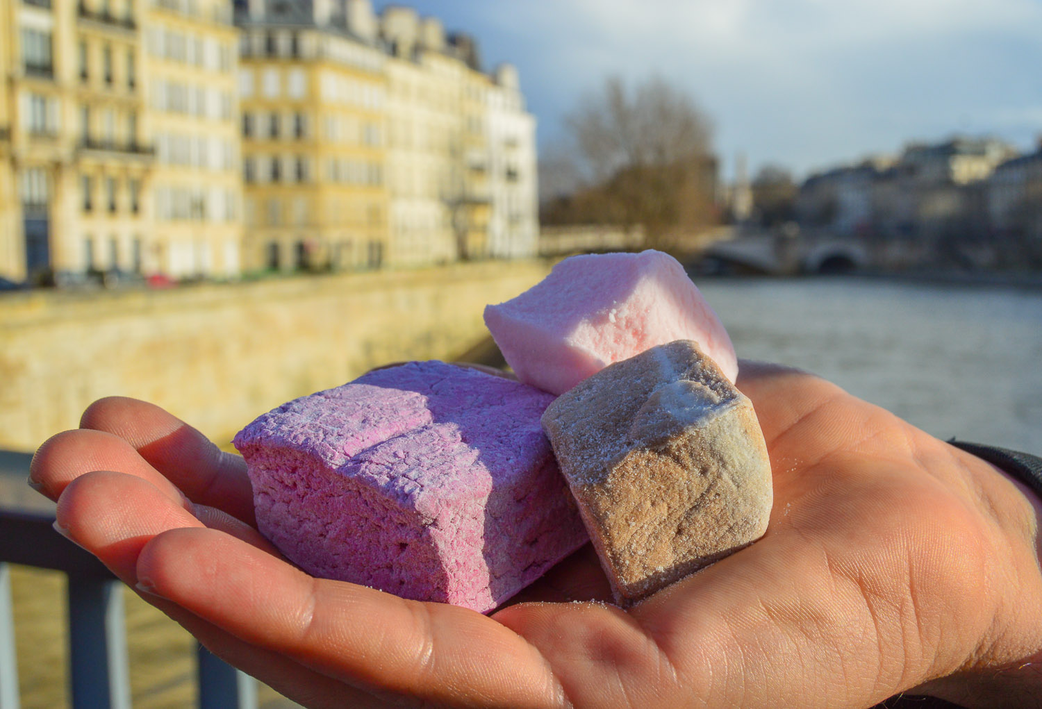 Paris Guimauve Marshmallows