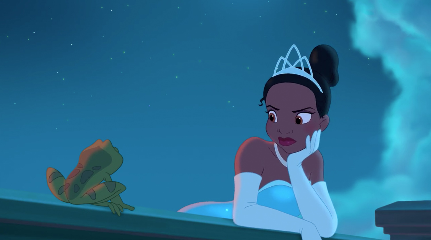 Princess and the Frog Disney