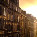 Sun Showers in Paris