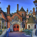 Toad Hall Restaurant Disneyland Paris