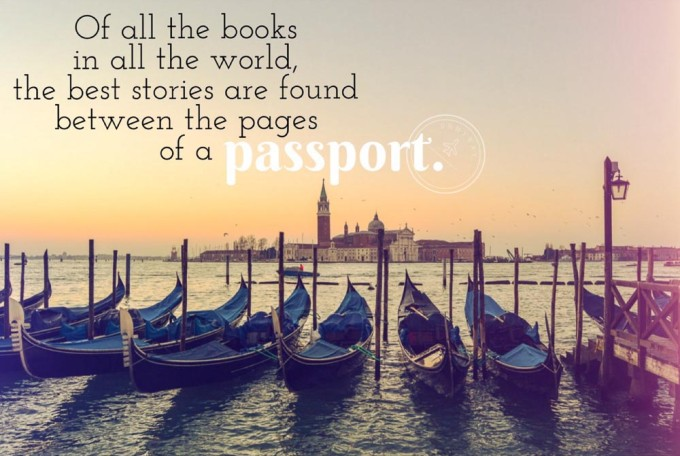 Best Travel Quotes Of All the Books